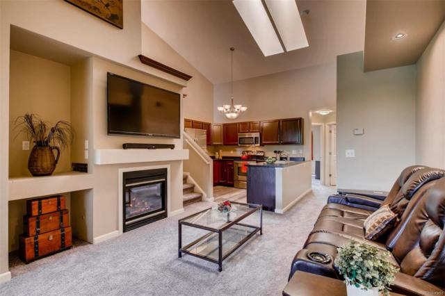 2818 W Centennial Drive I, Littleton, CO 80123 (#5276575) :: 5281 Exclusive Homes Realty
