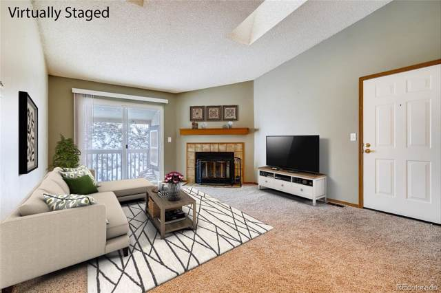 7830 W 87th Drive G, Arvada, CO 80005 (#5303076) :: The DeGrood Team