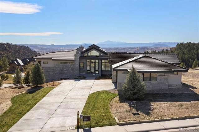 7436 Sapphire Pointe Boulevard, Castle Rock, CO 80108 (#5321240) :: iHomes Colorado