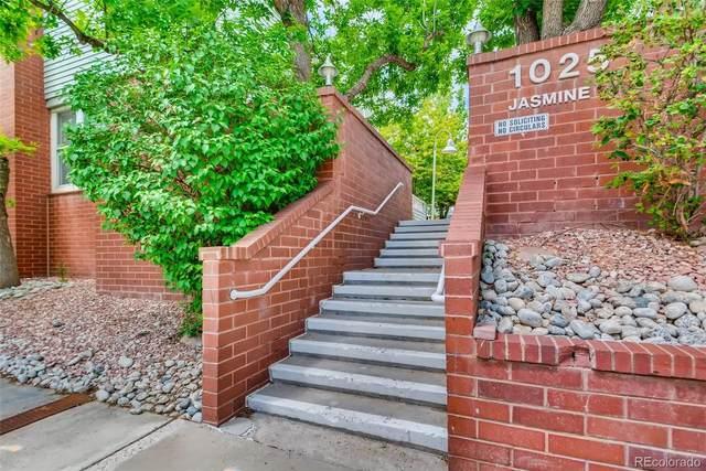 1025 Jasmine Street #2, Denver, CO 80220 (#5353564) :: Arnie Stein Team | RE/MAX Masters Millennium