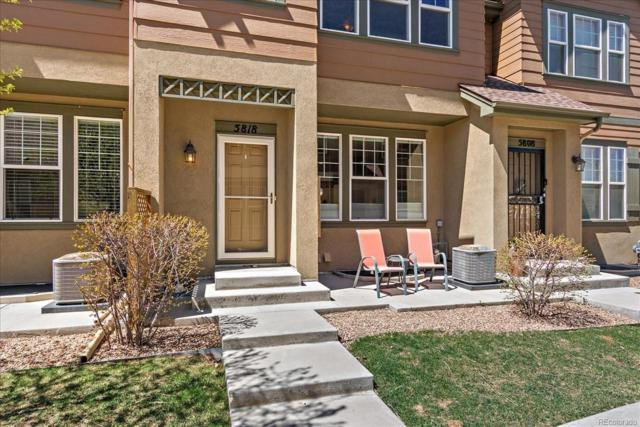 5818 S Urban Way, Littleton, CO 80127 (MLS #5355602) :: 8z Real Estate