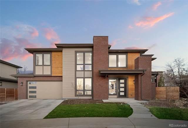 4264 E Dickenson Place, Denver, CO 80222 (#5426330) :: iHomes Colorado
