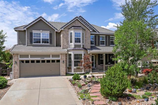 12007 Singing Winds Street, Parker, CO 80138 (#5426708) :: The Brokerage Group