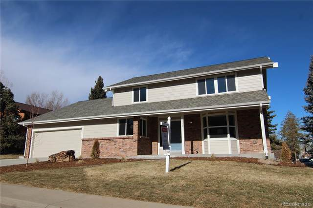 3893 E Long Place, Centennial, CO 80122 (#5438087) :: Realty ONE Group Five Star