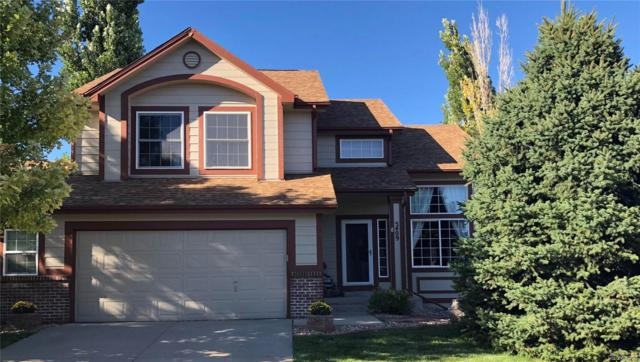 5409 E Aspen Avenue, Castle Rock, CO 80104 (#5547494) :: The Peak Properties Group