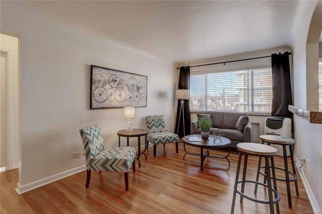 85 N Grant Street #30, Denver, CO 80203 (#5568981) :: Berkshire Hathaway Elevated Living Real Estate