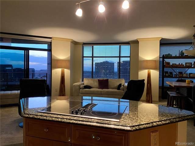8100 E Union Avenue #1508, Denver, CO 80237 (#5574235) :: Kimberly Austin Properties