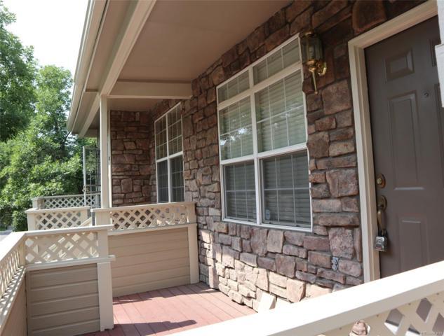 352 W Jamison Place #75, Littleton, CO 80120 (#5749058) :: The Peak Properties Group