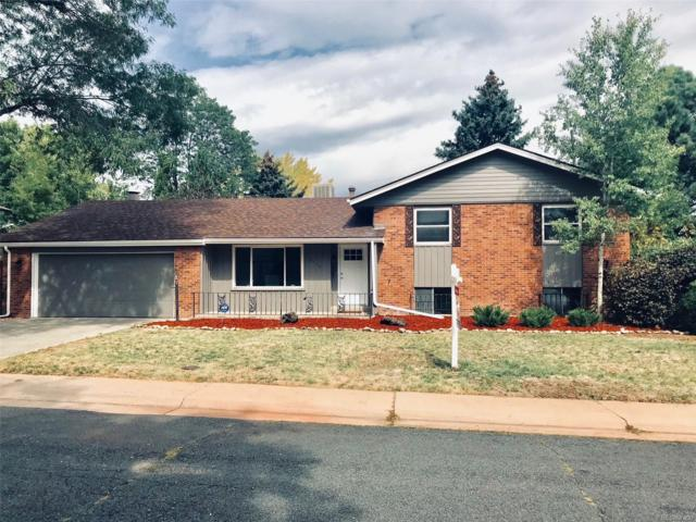 6443 E Baker Place, Denver, CO 80222 (#5873513) :: 5281 Exclusive Homes Realty