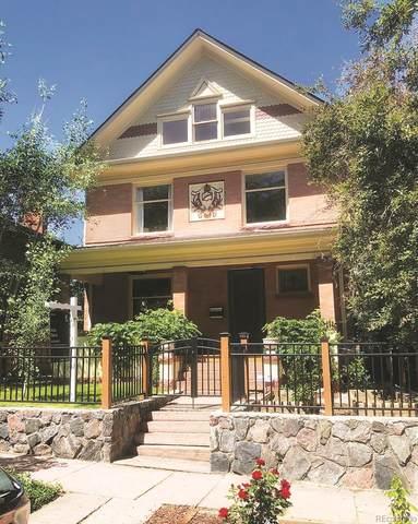 1311 N Lafayette Street, Denver, CO 80218 (#5914860) :: Kimberly Austin Properties