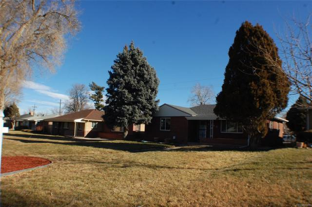 3240 Monaco Parkway, Denver, CO 80207 (#6194167) :: Wisdom Real Estate