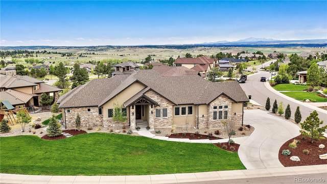 5303 Golden Ridge Court, Parker, CO 80134 (#6209886) :: Mile High Luxury Real Estate
