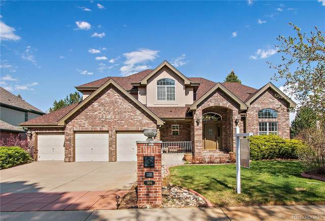 1494 S Uinta Court, Denver, CO 80231 (#6360580) :: The Scott Futa Home Team