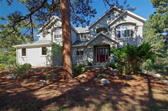 18180 Sunburst Drive, Monument, CO 80132 (#6434553) :: 5281 Exclusive Homes Realty