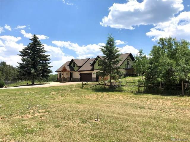 9117 Jennings Road, Morrison, CO 80465 (MLS #6532700) :: 8z Real Estate