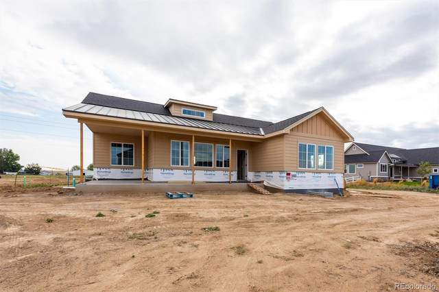 9460 Meadow Farms Drive, Milliken, CO 80543 (#6605560) :: iHomes Colorado