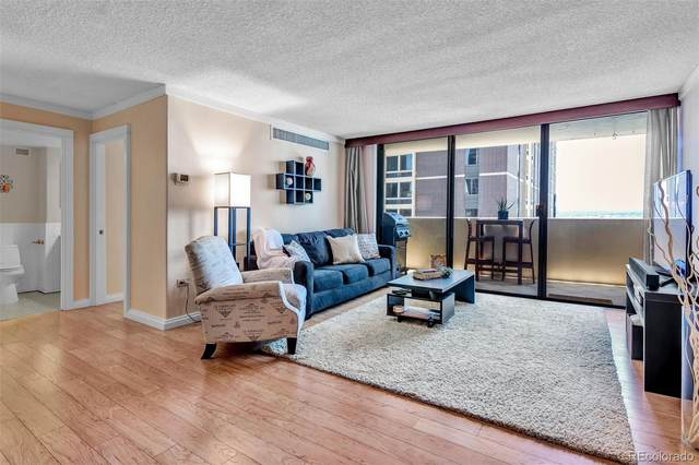1020 15th Street 13L, Denver, CO 80202 (#6607533) :: Portenga Properties - LIV Sotheby's International Realty