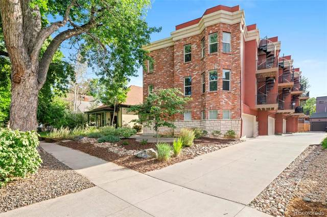 1867 Vine Street, Denver, CO 80206 (#6639294) :: Chateaux Realty Group