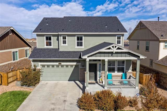 24277 E Powers Avenue, Aurora, CO 80016 (#6771298) :: The Peak Properties Group