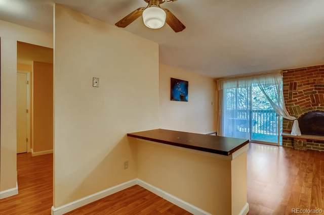 1300 S Parker Road #392, Denver, CO 80231 (#6804543) :: Wisdom Real Estate