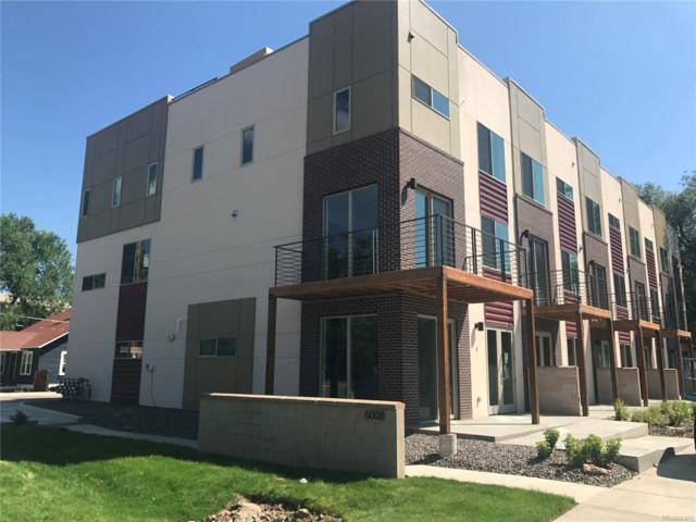 6008 Wadsworth Boulevard B, Arvada, CO 80003 (MLS #6850645) :: 8z Real Estate