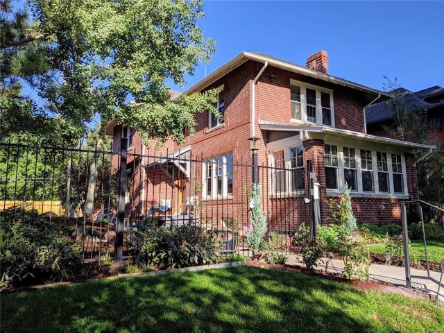 2315 Eudora Street, Denver, CO 80207 (MLS #6873619) :: Bliss Realty Group