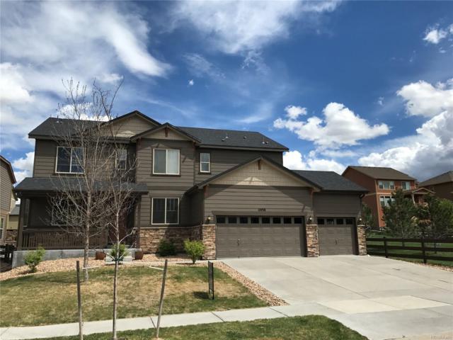 11938 S Saunter Lane, Parker, CO 80138 (MLS #6880261) :: 8z Real Estate