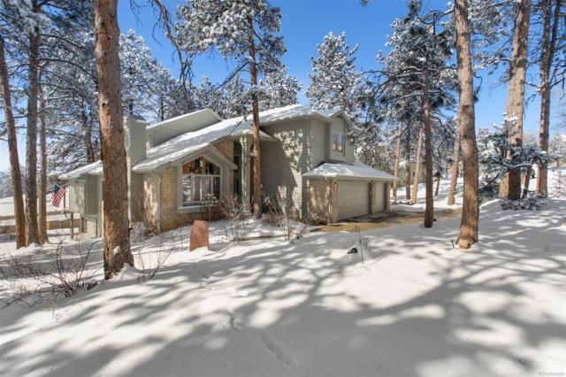 25824 Gateway Drive, Golden, CO 80401 (#6884765) :: Compass Colorado Realty