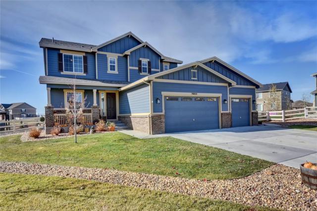 9033 Foxfire Street, Firestone, CO 80504 (MLS #7079167) :: 8z Real Estate