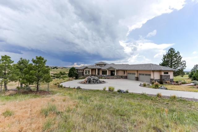 10375 Rancho Montecito Drive, Parker, CO 80138 (#7124596) :: The Galo Garrido Group