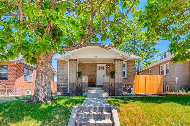 3210 N Clayton Street, Denver, CO 80205 (MLS #7177815) :: 8z Real Estate