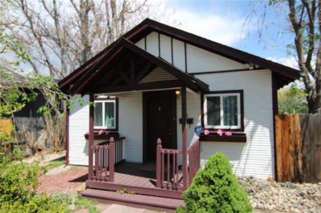 58 S King Street, Denver, CO 80219 (MLS #7218423) :: 8z Real Estate