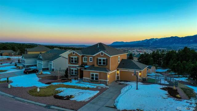 19924 Lindenmere Drive, Monument, CO 80132 (#7426183) :: The HomeSmiths Team - Keller Williams