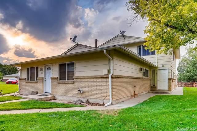 7309 W Hampden Avenue #1801, Lakewood, CO 80227 (#7430606) :: The Gilbert Group
