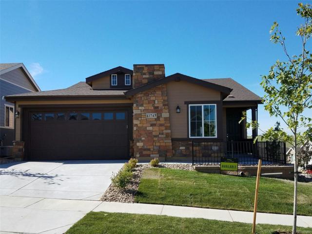 12743 Sandstone Drive, Broomfield, CO 80021 (MLS #7483186) :: 8z Real Estate