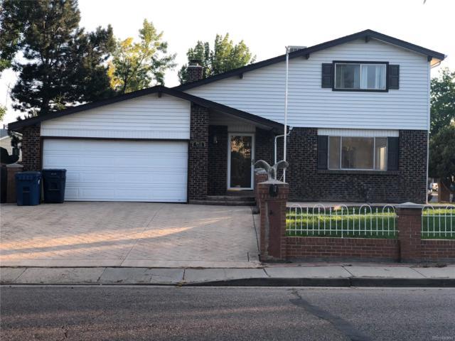 8832 W Arbor Avenue, Littleton, CO 80123 (#7821152) :: The HomeSmiths Team - Keller Williams