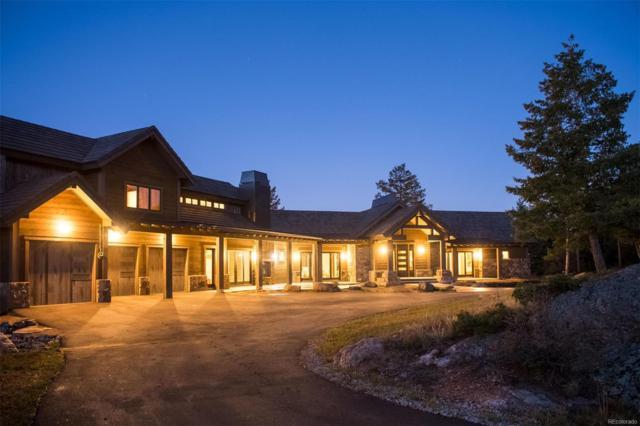 6135 Northway Drive, Morrison, CO 80465 (MLS #7848816) :: 8z Real Estate