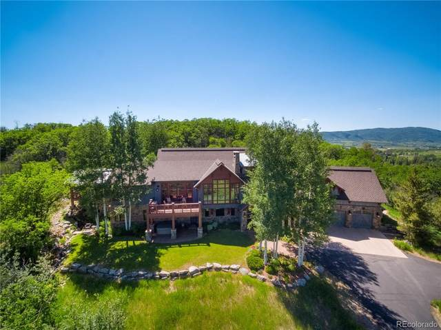 33855 Canyon Court, Steamboat Springs, CO 80487 (#7919493) :: The HomeSmiths Team - Keller Williams