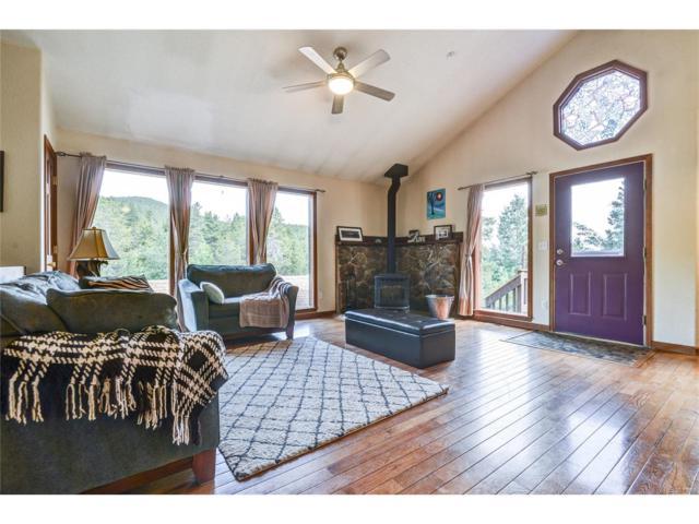 8978 Black Mountain Drive, Conifer, CO 80433 (MLS #7955428) :: 8z Real Estate