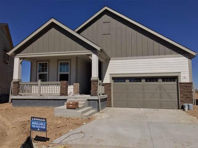 10954 Victor Street, Commerce City, CO 80022 (MLS #8038295) :: 8z Real Estate