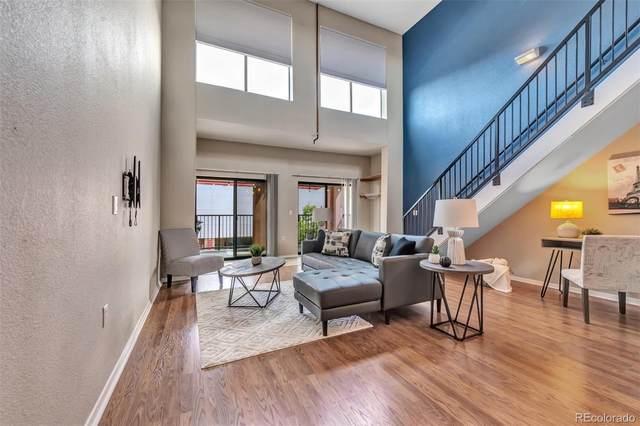 3295 Blake Street #302, Denver, CO 80205 (#8074003) :: Bring Home Denver with Keller Williams Downtown Realty LLC