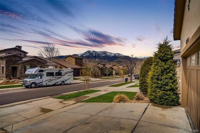 15255 W Auburn Avenue, Lakewood, CO 80228 (#8094449) :: Finch & Gable Real Estate Co.