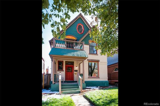 2126 Glenarm Place, Denver, CO 80205 (#8114486) :: The Dixon Group
