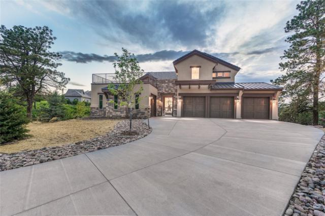 4705 Mira Del Sol Court, Castle Rock, CO 80104 (#8171003) :: The Heyl Group at Keller Williams