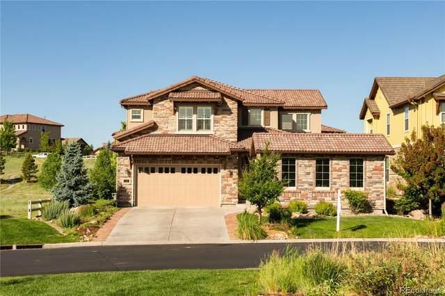 522 Pine Flower Court, Highlands Ranch, CO 80126 (#8362059) :: The HomeSmiths Team - Keller Williams