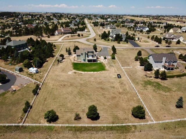 41402 Countryside Circle, Parker, CO 80138 (#8523886) :: The Peak Properties Group