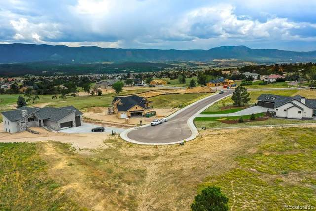371 Silver Rock Place, Colorado Springs, CO 80921 (#8740670) :: The DeGrood Team