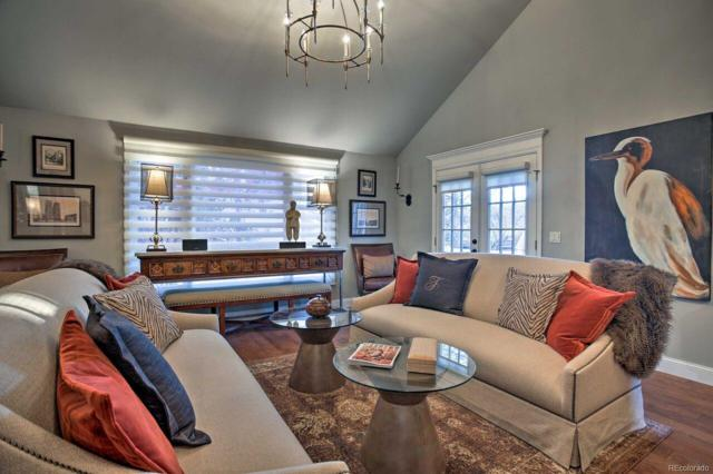4505 S Yosemite Street #421, Denver, CO 80237 (#8745777) :: Wisdom Real Estate