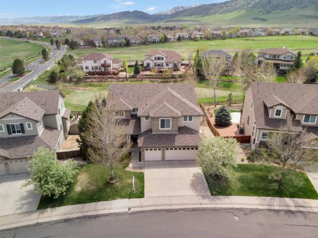 9612 W Belfast Drive, Littleton, CO 80127 (#8787713) :: The Heyl Group at Keller Williams