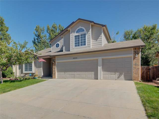 4034 S Lisbon Way, Aurora, CO 80013 (MLS #8847006) :: Colorado Real Estate : The Space Agency